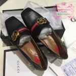 รองเท้า Gucci สีดำ งานHiend 1:1