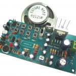 MXA113วงจรบันทึกเสียง680วินาที8ข้อความพร้อมขยายเสียง8วัตต์ราคาตัวล่ะ