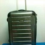 กระเป๋าเดินทางริคาโด้ รุ่น Roxbury 2.0 สีบรอนซ์เงิน ขนาด 21 นิ้ว