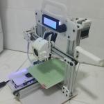 เครื่องพิมพ์ 3D Printer ID6