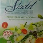 Slqdd (เอสแอลคิวดีดี) กากใยอาหารล้างสารพิษ แก้ท้องผูก ควบคุมน้ำหนัก