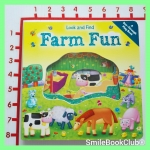 Look and Find – Farm Fun