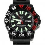 นาฬิกา Seiko Mini Monster Super Black snzf53