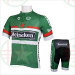 **สินค้าพรีออเดอร์**์ชุดจักรยาน Heineken , เสื้อจักรยานแขนสั้น+กางเกง