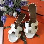 รองเท้าHermes สีขาว งานHiend 1:1
