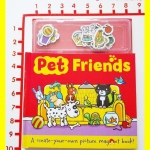 Pet Friends : Boardbook Magnet