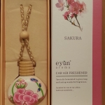 Eyun aroma Car Air Sakura 15ml.Price ราคา 200 บาท.