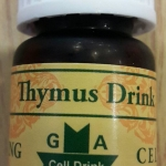 Thymus Drink (เครื่องดื่มเซลล์สกัดจากไทมัส)