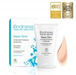 ครีม Kindness Happy Glow สำหรับผิวแพ้ง่าย เป็นสิว แถมฟรีขนาดพกพา มูลค่า 150.-