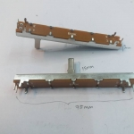 VR.B10KVR.SLIEDโวลุ่มสไลด์B10Kยาว75มม.3ขาก้านยาว15มม.สูง6มม.mmกว้าง9มม.VRB10K(75x9x6MM)ยี่ห้อALPHAราคาตัวล่ะ