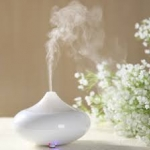 Fea' Ultrasonic mini Humidifier aroma diffuser (จินนี่) 100ml.