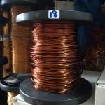 ลวดทองแดงเบอร์18 SWG S.W.Gแบ่งขายเป็นเมตร ลวดทองแดงอาบน้ำยาเบอรฺ์18 AWG ลวดทองแดงแบ่งขายเป็นเมตร