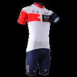 พร้อมส่ง >> ชุดปั่นจักรยาน New 2016 รุ่นใหม่ล่าสุด IAM ชุดโปรทีมจักรยาน