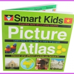 Smart Kids : Picture Atlas