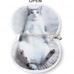 กระเป๋ารูปแมว