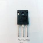 FGH50T65ราคาตัวล่ะตัวถังTO-247ยี่ห้อFAIRCHILD
