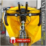 sabai cover ผ้าคลุมจักรยาน - รุ่น VERSATILE (Grossy Yellow)