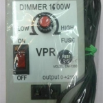 เครื่องหรี่ไฟDIMMER220VAC1600W7Aรุ่นDM-1200