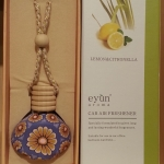 Eyun aroma Car Air Lemon&Citronella 15ml.Price ราคา 200 บาท.