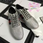 รองเท้าผ้าใบ Gucci งานHiend 1:1