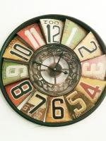 นาฬิกาแขวนติดผนัง Vintage รุ่น VT-8765