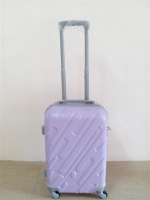 กระเป๋าเดินทางล้อลาก ขนาด 20 นิ้ว สีม่วง