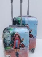 กระเป๋าเดินทาง ขนาด 24 นิ้ว ลายสวย ราคาถูก