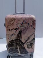กระเป๋าเดินทาง ขนาด 20 นิ้ว ลายหอไอเฟล