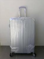 กระเป๋าเดินทางขอบมิเนียม 24 นิ้ว
