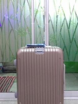 กระเป๋าเดินทางล้อลาก ขอบมิเนียม HIPOLO 21นิ้ว
