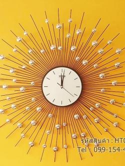 นาฬิกาประดับบ้าน ของขวัญขึ้นบ้านใหม่สวยหรูดูดี