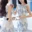 Seoul Secret Say's...Sweet Lace Bule Suquin Dress thumbnail 2
