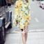 Seoul Secret Say's... Lemonnade Handmake Sequin Dress thumbnail 5