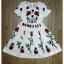 Petite rose print dress by Sweet Bunny thumbnail 5