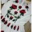 Petite rose print dress by Sweet Bunny thumbnail 6