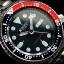 นาฬิกา Seiko Automatic Pepsi Diver Watch 200m SKX009K Jubilee Strap thumbnail 6