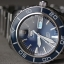 นาฬิกา Seiko Automatic Sports Mens Diver Watch Blue SNZH53K1 thumbnail 2