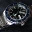 นาฬิกา Seiko Automatic Sports Mens Diver Watch Blue SNZH53K1 thumbnail 4