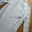 Lady Ribbon's Made Lady Nara Classic Striped High-Neck Lace Dress สีขาว thumbnail 6