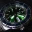 นาฬิกา Seiko Automatic Sports Mens Diver Watch Blue SNZH53K1 thumbnail 5