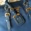 Prada Nylon bag สีน้ำเงิน งานHiend Original thumbnail 8