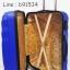ราคาพิเศษ เมื่อซื้อคู่ ! กระเป๋าเดินทางล้อลาก PC ลายพัด สีน้ำเงิน ขนาด 20/24 นิ้ว thumbnail 20