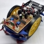 AP106ชุดคิทหุ่นยนต์เดินตามเส้นแบบใช้ IC ดิจิตอล บีม thumbnail 1