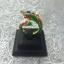 แหวนพญานาค ฟรีไซต์ พลอย 3 เม็ด thumbnail 2