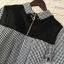 Korea Design By Lavida black scottish bowl sequined short sleeve dress thumbnail 7