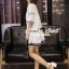 Seoul Secret Say's... Bell Sleeve Nifty Lace Dress thumbnail 3