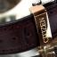 นาฬิกา CITIZEN Eco - Drive Moon Phase Sapphire Rose Gold สายหนัง BU0003-13P thumbnail 6