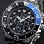 นาฬิกา Seiko Men Chronograph Solar System Diver 200m seiko ssc017P สาย Stainless Coke thumbnail 4