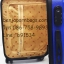 กระเป๋าเดินทางล้อลาก ไฟเบอร์ ลายพัด สีน้ำเงิน ไซส์ขนาด 20 นิ้ว thumbnail 9