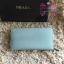 Prada Wallet สีฟ้า งานHiend1:1 thumbnail 4